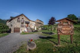 Casa Bergua casa rural en Viu De Linas (Huesca)