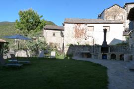 Casa Dieste Apartamentos Turísticos casa rural en Boltaña (Huesca)