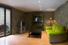 Casa Gistau casa rural en Boltaña (Huesca)