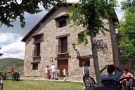 Casa Lisa casa rural en Buerba (Huesca)