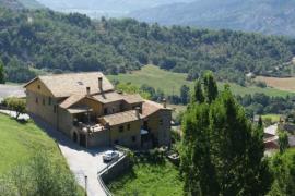 Casa Mur casa rural en Foradada Del Toscar (Huesca)