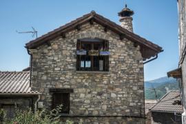 Casa Pirinea casa rural en Belsierre (Huesca)