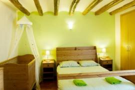 Casa Rural Ansòs casa rural en Montanuy (Huesca)