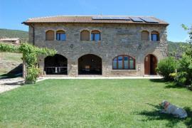 Casa Rural Mallata Rapún casa rural en Sabiñanigo (Huesca)