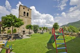 Casa Rural Perico casa rural en Fiscal (Huesca)