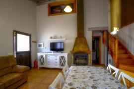 Casas La Ribera casa rural en Escalona (Huesca)