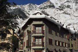 Hotel Aragüells  casa rural en Benasque (Huesca)