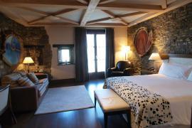 Hotel Los Siete Reyes casa rural en Ainsa (Huesca)