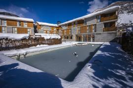 Hotel Tierra De Biescas casa rural en Biescas (Huesca)