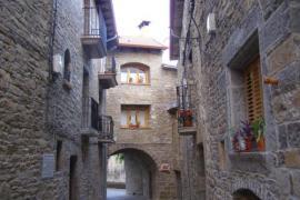 Vivienda de Turismo Rural O trujar casa rural en Ainsa (Huesca)