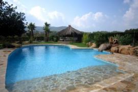 Can Coixet casa rural en San Rafael (Ibiza)