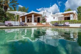 Can Xumeu casa rural en San Rafael (Ibiza)