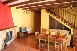 Mirada del Yelmo casa rural en Segura De La Sierra (Jaén)