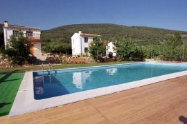 Cabañas Imagina casa rural en Torres (Jaén)