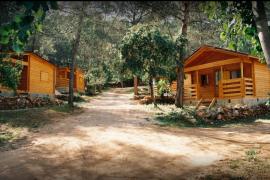 Camping Montillana casa rural en Hornos (Jaén)