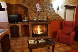 Cazorla Casas Cueva casa rural en Hinojares (Jaén)