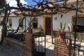 Cortijo La Huerta  casa rural en Alcala La Real (Jaén)