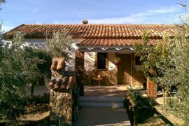El Parral II casa rural en Pozo Alcon (Jaén)
