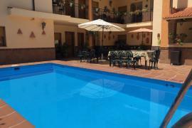 Hotel El Curro casa rural en La Iruela (Jaén)