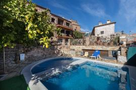 Hotel Rural Palacio Guzmanes casa rural en Baños De La Encina (Jaén)