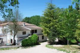 Huerta del Cañamares casa rural en La Iruela (Jaén)
