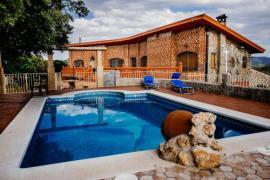 La Lagunilla casa rural en Los Villares (Jaén)