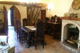 Molino La Farraga casa rural en Cazorla (Jaén)