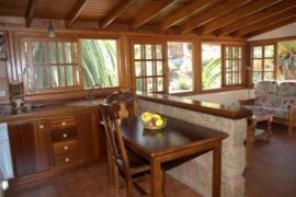 Risco Padrón casa rural en Vallehermoso (La Gomera)