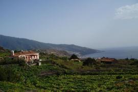 Casa Carlota casa rural en Breña Baja (La Palma)