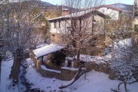 Casa del Tio Conejo casa rural en San Roman De Cameros (La Rioja)