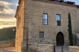 Palacio Condes de Cirac casa rural en Villalba De Rioja (La Rioja)
