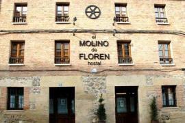 Hostal El Molino de Floren casa rural en Santo Domingo De La Calzada (La Rioja)