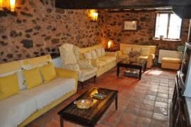 La Cuculla casa rural en Ezcaray (La Rioja)
