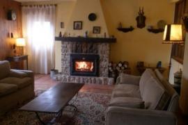 Sancho Viejo casa rural en Villoslada De Cameros (La Rioja)