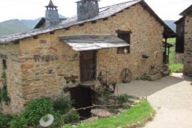 Casa do Louteiro casa rural en Orellán (León)