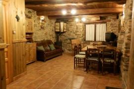 Casa Rural Cornatel casa rural en Villavieja (León)