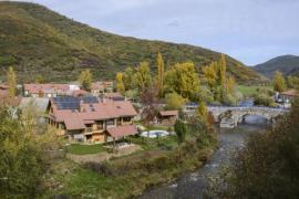 El Casar Del Puente I y I I casa rural en Boca De Huergano (León)