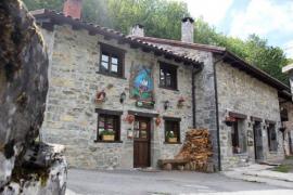 El Encanto de Picos casa rural en Soto De Sajambre (León)
