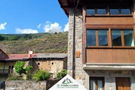 El Tombo La Risa casa rural en Santa Marina De Valdeon (León)