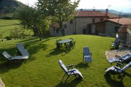 Hompanera y Mariví casa rural en Boñar (León)