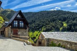 Apartamentos Aran casa rural en Vielha (Lleida)