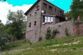 Borda El Vilar casa rural en Soriguera (Lleida)
