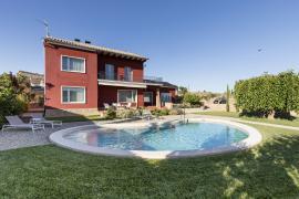 Ca l´Agustina casa rural en Preixens (Lleida)