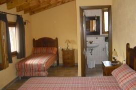 Ca l´Isidró casa rural en Lles De Cerdanya (Lleida)