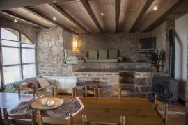 Cal Benet casa rural en Naves (Lleida)