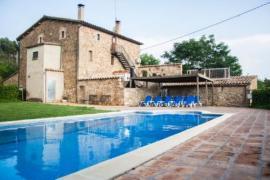 Cal Bernoi casa rural en Clariana De Cardener (Lleida)
