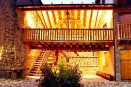 Cal Bosch casa rural en Llagunes (Lleida)