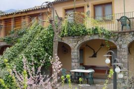 Cal Farragetes casa rural en Josa I Tuixen (Lleida)