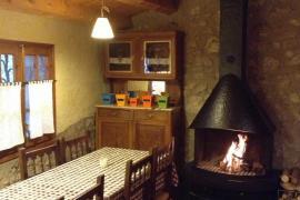 Cal Gabriel  casa rural en Josa I Tuixen (Lleida)