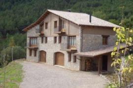Cal Marti casa rural en Guixers (Lleida)